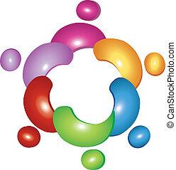 Team-Blumen-Logo