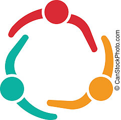 Team Meeting 3 Design Logo.
