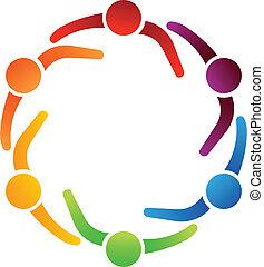 Team Meeting 6 Logo.