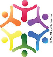 Teamunterstützung Logo