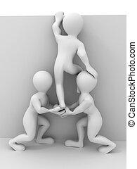 Teamwork abbrechen