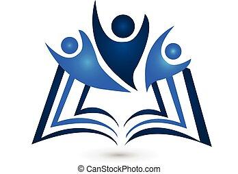 Teamwork Book Logo.