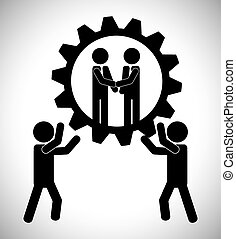Teamwork Design.