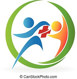 Teamwork Healthcare Logo.