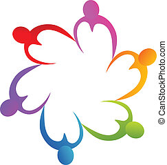 Teamwork-Herz-Logo