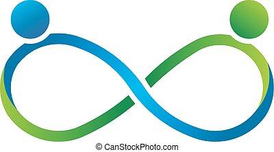 Teamwork infinity Partner Logo.