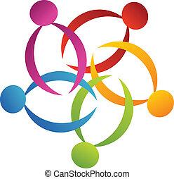 Teamwork Support-Blume-Logo 2
