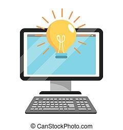 Technologie-Computer-Cartoon.