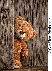 Teddybären.