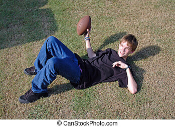 Teen Football