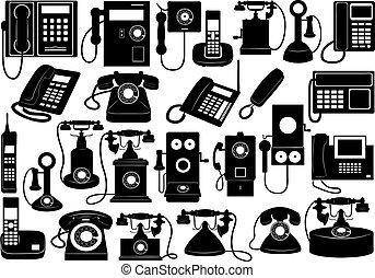 Telefon bereit