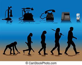 Telefon Evolution