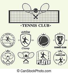Tennis-Ikonen.