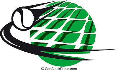 Tennissport-Ikone.
