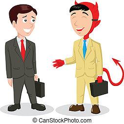 Teufel in Verkleidung