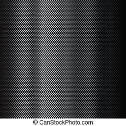 Textur von Kohlefaseraufkleber.