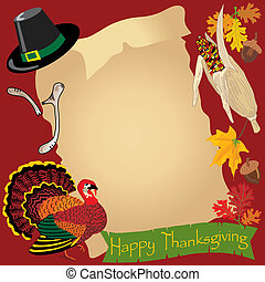 Thanksgiving-Menü
