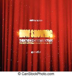Theater-Premiere-Posterdesign.