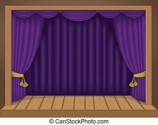 Theaterszene
