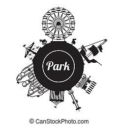 Theme Park Design.