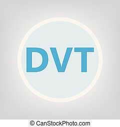 thrombosis), dvt, akronym, vene, (deep