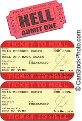 Ticket zur Hölle