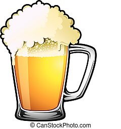 tiefgang, bier