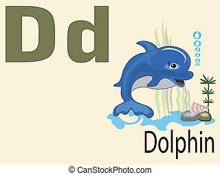 Tier Alphabet D