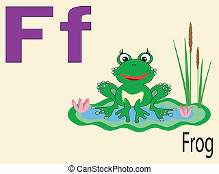 Tier Alphabet F