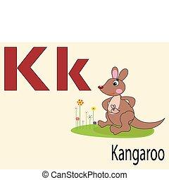 Tier Alphabet K