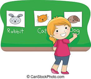 Tierunterricht