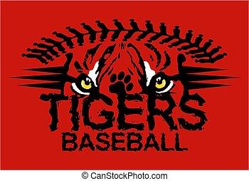 Tiger-Baseball.