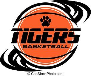 Tiger Basketball.
