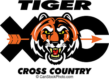 Tiger Cross Country Design.