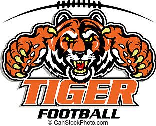 Tiger-Football-Design