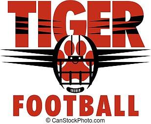 Tiger Football.