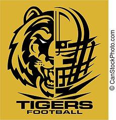 Tigerfußball.