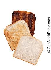 Toastscheiben.