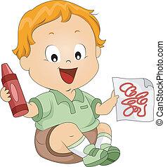 Toddler-Doodles