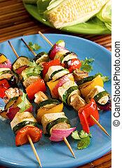 Tofu-Gemüse