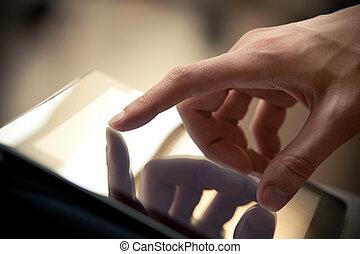 Touching-Screen
