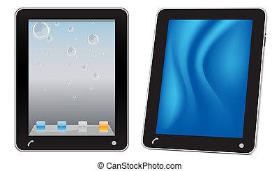Touchscreen-Computer