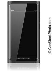 Touchscreen Smartphone.