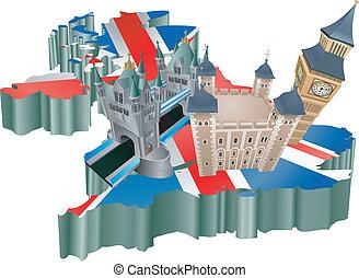 Tourismus im Vereinigten Königreich