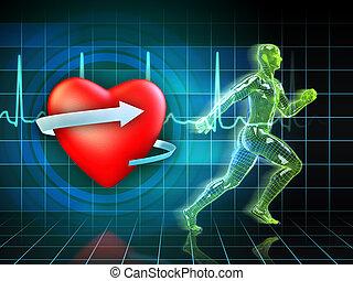 training, cardio