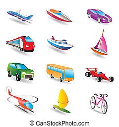 Transport und Reise