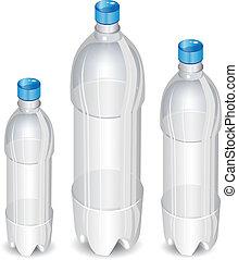 Tree Plastikflaschen.