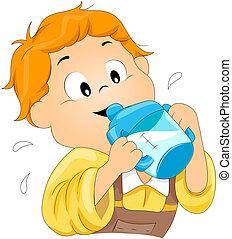 trinken milch