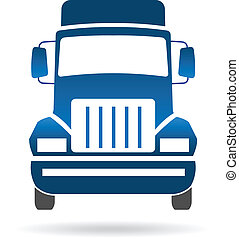 Truck Front Image Logo.