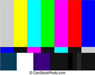 TV-Farben-Signal